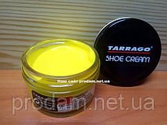 Крем для взуття Tarrago 50 мл колір жовтий
