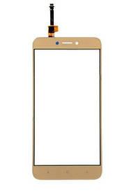 Тачскрин Xiaomi Redmi 4X Gold
