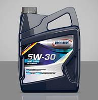 Масло моторное синтетическое Pennasol Mid Saps5W-30, 5л.