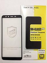 Защитное стекло Xiaomi MiA2/6X Ipaky Black 4D