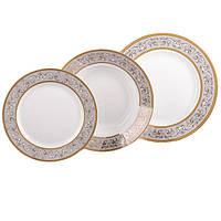 Набор тарелок 18 предметов Бархат 440-041-2