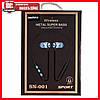 Наушники вакуумные REMAX SN001 Bluetooth SPORT (200)K21(17529)