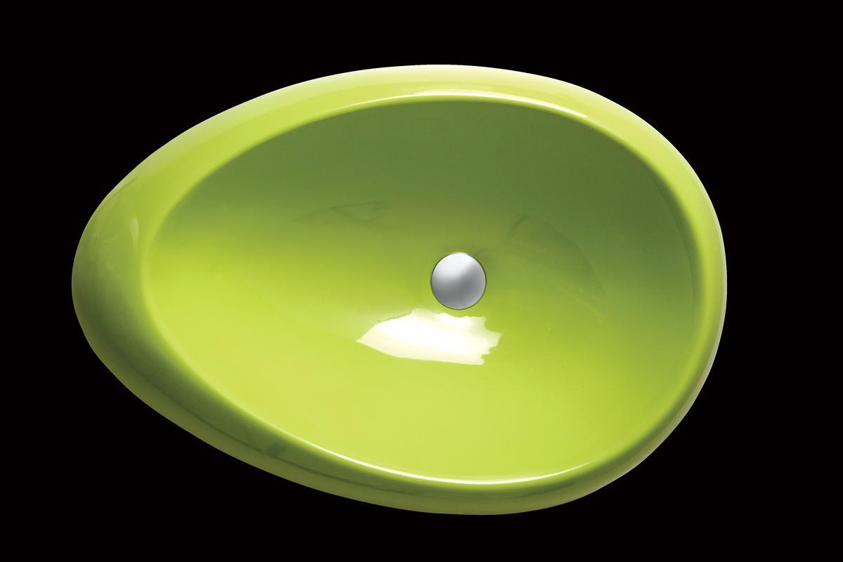 Раковина из литого камня PAA Organic In IORG/01 цветная