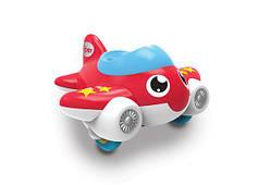 Самолет Пайпер WOW Toys Красно-белый (10411)