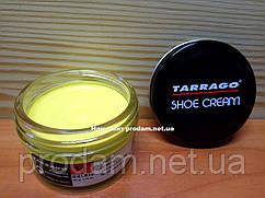 Крем для обуви Tarrago 50 мл цвет лимонный