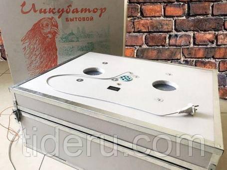 Инкубатор для яиц Наседка ИБА-140  автоматический с вентилятором