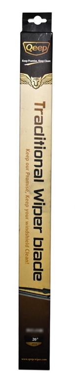Щетка стеклоочистителя QEEP traditional wiper blade 550mm/20