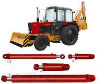 Гидроцилиндры для Экскаваторов БОРЭКС ЭО-2621 на базе тракторов МТЗ ЮМЗ от