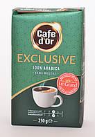 Кофе Cafe d`Or Exclusive молотый 250 г