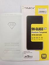 Защитное стекло Xiaomi MiA2/6X Ipaky White 4D