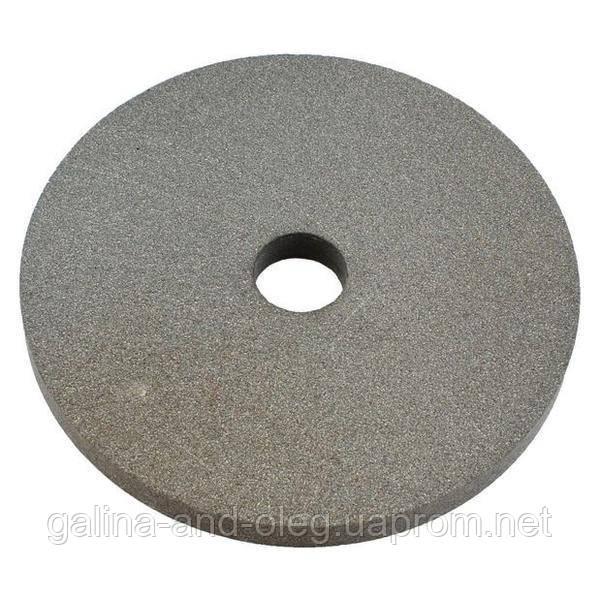 Круг керамика ЗАК - 175 х 16 х 32 мм (14А F150) серый