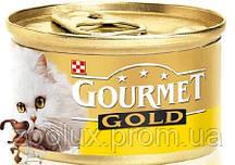 Gourmet gold паштет с курицей. Бестселлер