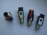 Разьем 6.35 jack для Korg, Yamaha WZ167701 THR5A & THR10A, Roland ME70, Kurzweil K1000, K1000SE, K1200 1/4inch, фото 2