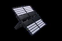 Прожектор светодиодный ЕВРОСВЕТ 1000 Вт 6400 К EV-1000-01 PRO 110000 Лм. HM