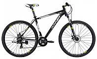 """Велосипед Winner Impulse 29"""" черно-белый"""