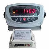 Бездротовий індикатор Keli ХК 3118 T1-F (WX), фото 2