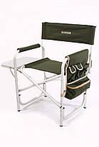 Карповое кресло, рыболовное кресло Ranger FC 95200S(алюминий) нагрузка 150 кг, фото 2