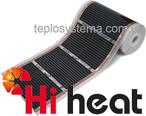 Инфракрасная нагревательная пленка HI HEAT - МН 305 (матовая 50 см) 400 Вт/м2 (Ю.Корея), фото 2