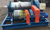 Лебедка электрическая ЛЭМ-15