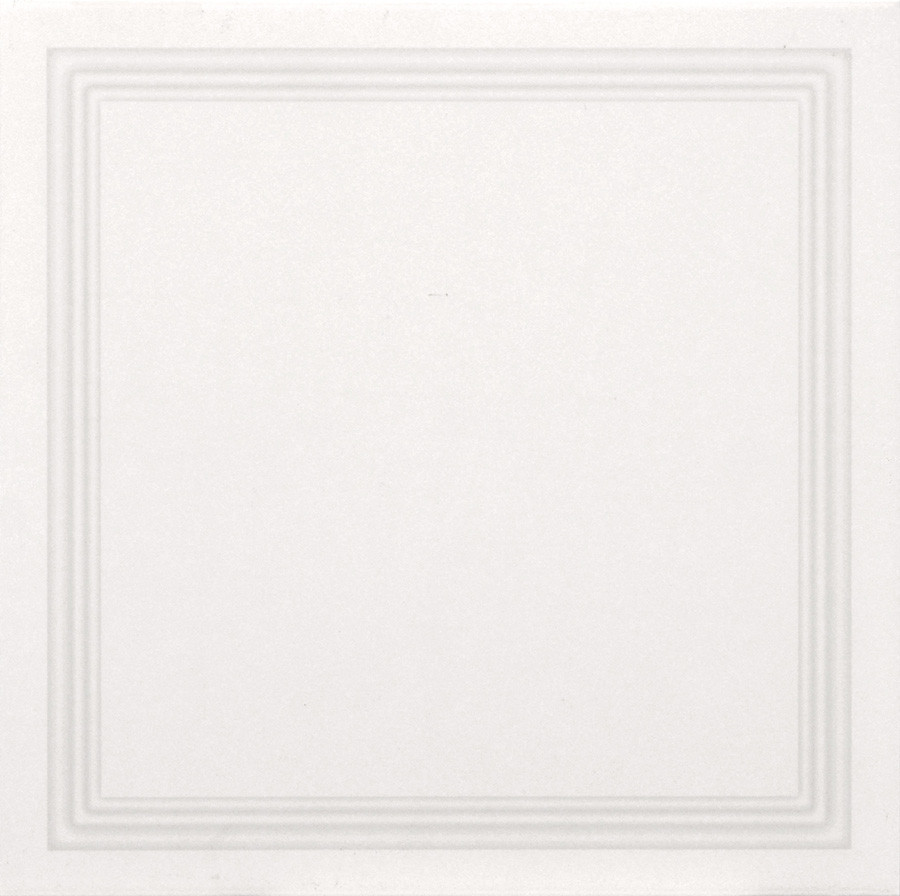 Плитка ARTE нанапольная белая / 4343 132 061