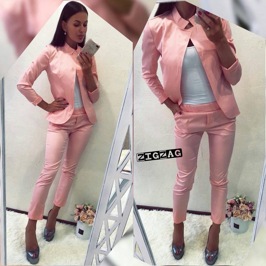 85201245d5e Женский классический брючный костюм - Интернет- магазин