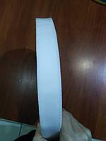 Лента ременная 100% Полипропилен 30мм цв белый (боб 50м) р 2912 Укр-з