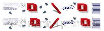 Липуча стрічка від мух BROS