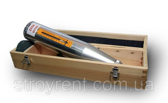 Молоток Шмидта 225А - для измерения прочности бетона - аренда, прокат