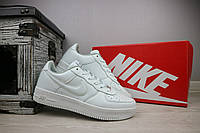 1c0273b8 Кроссовки G 9153 (Nike AirForce) (весна/осень, мужские, искусственная кожа