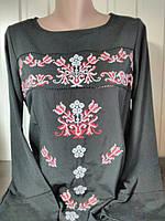 Жіноча блуза '' Тріумф'' (машинна вишивка)