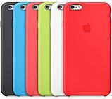 Силиконовый чехол на Айфон Silicone Case На Любой iPhone 5 / 6 / 6 Plus / 7 / 7 Plus / 8 / X / XS / XR /XS Ma, фото 3