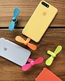 Силиконовый чехол на Айфон Silicone Case На Любой iPhone 5 / 6 / 6 Plus / 7 / 7 Plus / 8 / X / XS / XR /XS Ma, фото 6