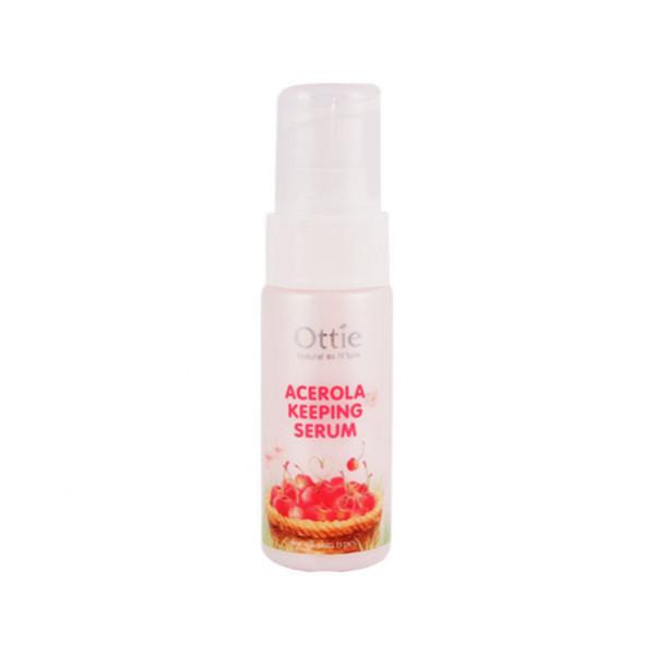 Сыворотка для увядающей и тусклой кожи с ацеролой Ottie Acerola Keeping Serum