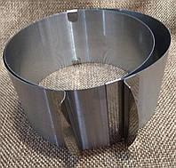 Раздвижная форма для запекания, от 16 до 30 см, фото 1