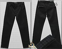 Джинсы мужские утеплённые классические Stravt тёмно-коричневые 34 размер faeec287a32f6