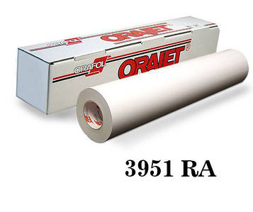 Orajet 3951 RA White Gloss 1.37 m