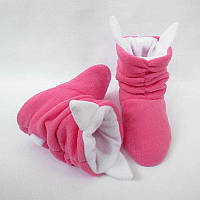 Тапочки «Коты» розово белые размер 28-29_склад