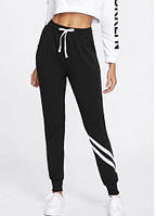 Спортивные женские штаны в расцветках (1601/8)