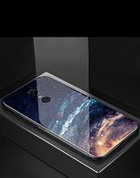 "Чехол Накладка для Xiaomi Redmi 4X  ""Gradient"" КОСМОС"