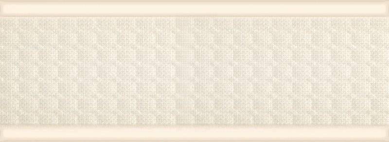 LUCENZE бордюр широкий бежевый / БШ154021-1