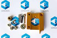 Алюминиевый прижимной механизм MK8 правый