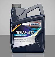 Масло моторное минеральное Pennasol Super Dynamic SAE 15W40, 5л