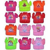 Детский фартук с нарукавниками для девочек 127-1311, в ассортименте