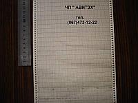 Диаграммная бумага рулонная реест №1757 и другие
