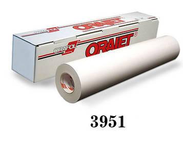 Orajet 3951 White Gloss 1.37 m
