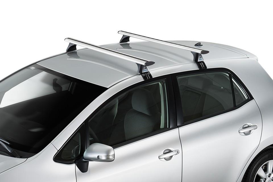 Багажник Chevrolet Aveo 5dv 2011- на крышу , фото 1