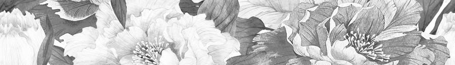 METALICO Фриз вертик чёрный / БВ 89 081