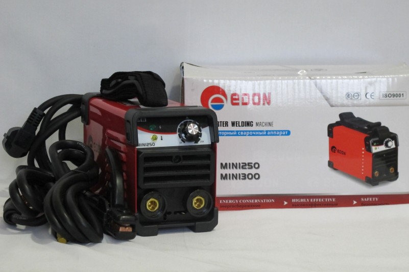 Инвертор Сварочный EDON MINI-250