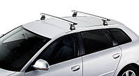 Багажник Audi A3 5d Sportback 2004-2012 на интегрированные рейлинги , фото 1