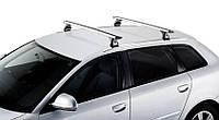 Багажник Audi A4 Avant 2008- на интегрированные рейлинги , фото 1